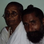 Sunyogi et sa mère